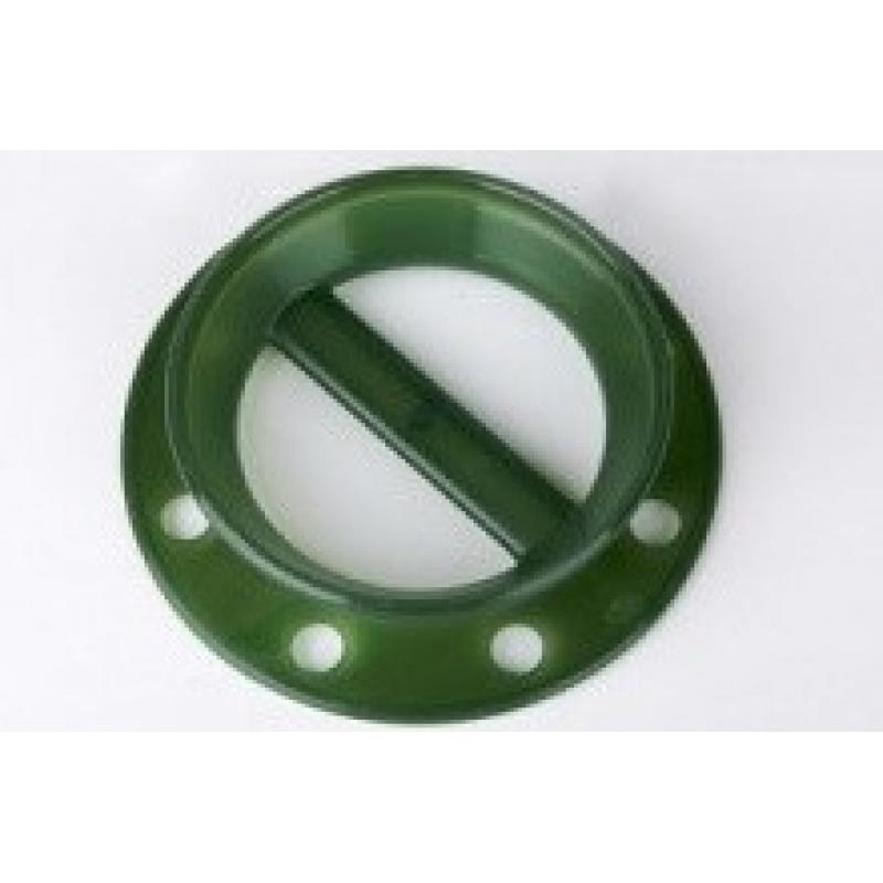 Мотовило круглое (для донки) d-150mm (цвет-серый)