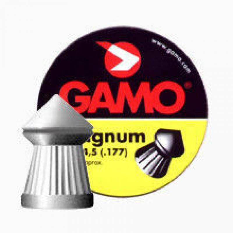 "Пули пневматические 4,5мм ""GAMO Magnum"" (250шт.)"