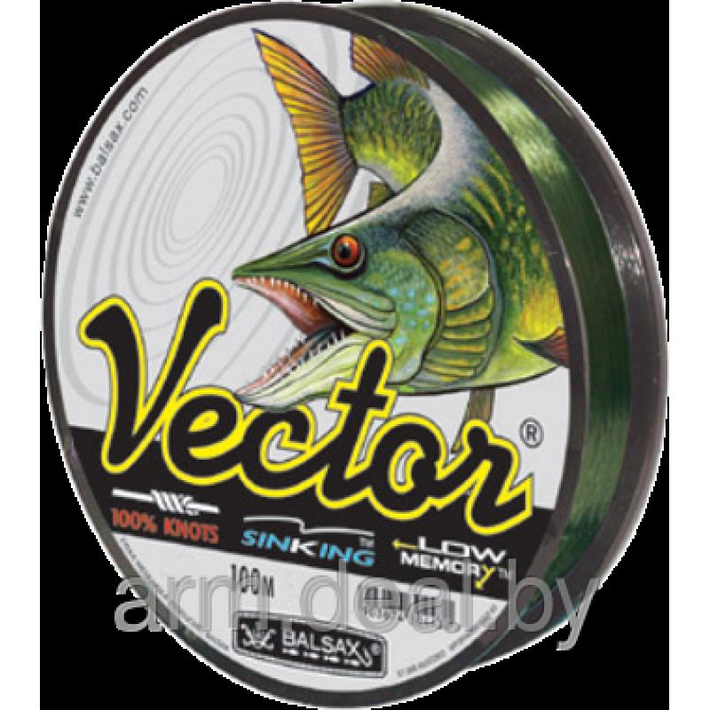 """Леска """"Vector"""" 100м 0,16мм (3,65кг)"""