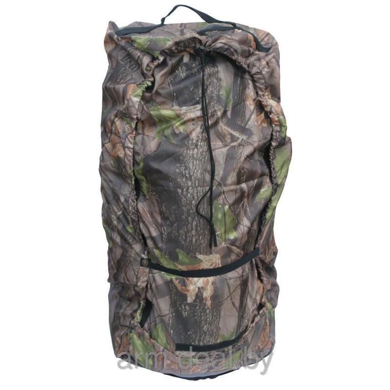Дождевик для рюкзака 30-50 литров (Лес)