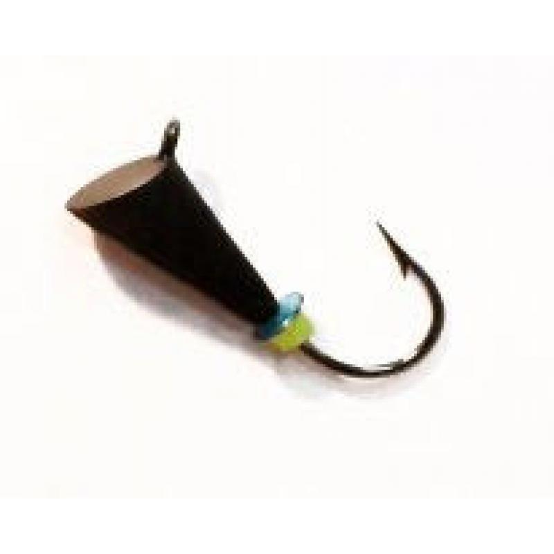 Конус 2 со спилом (мормышка вольфрамовая)