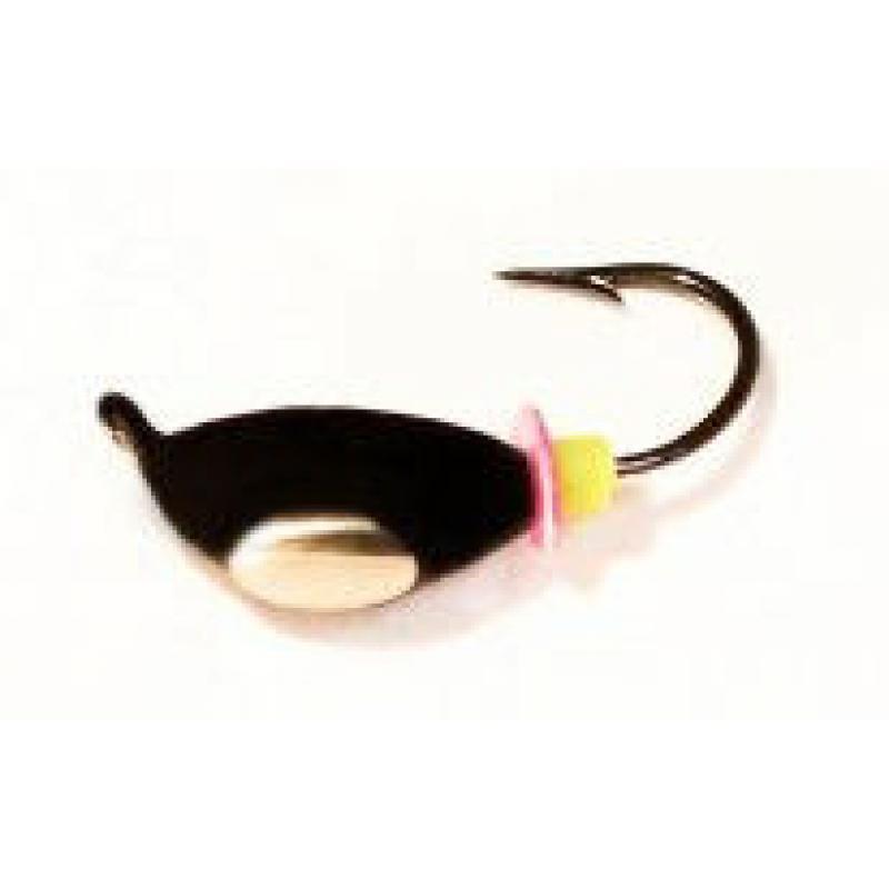 Нимфа 4 с коронкой (мормышка вольфрамовая)