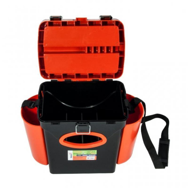 Ящик зимний рыболовный Helios FishBox 10 л