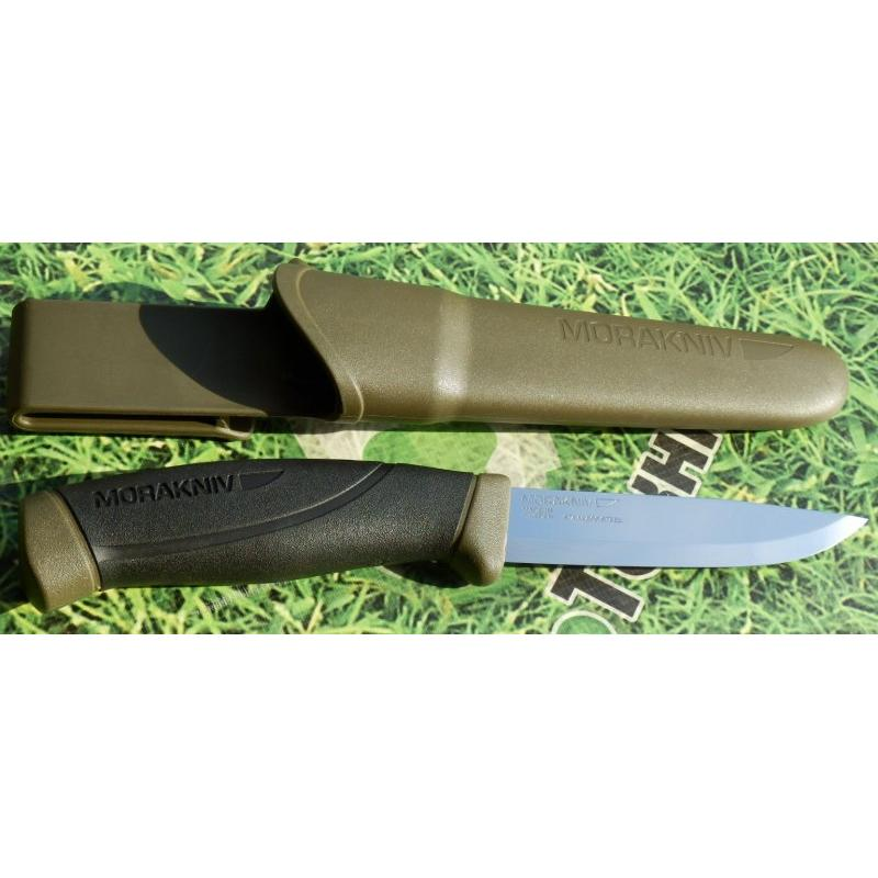 Нож Morakniv Companion MG, углеродистая сталь