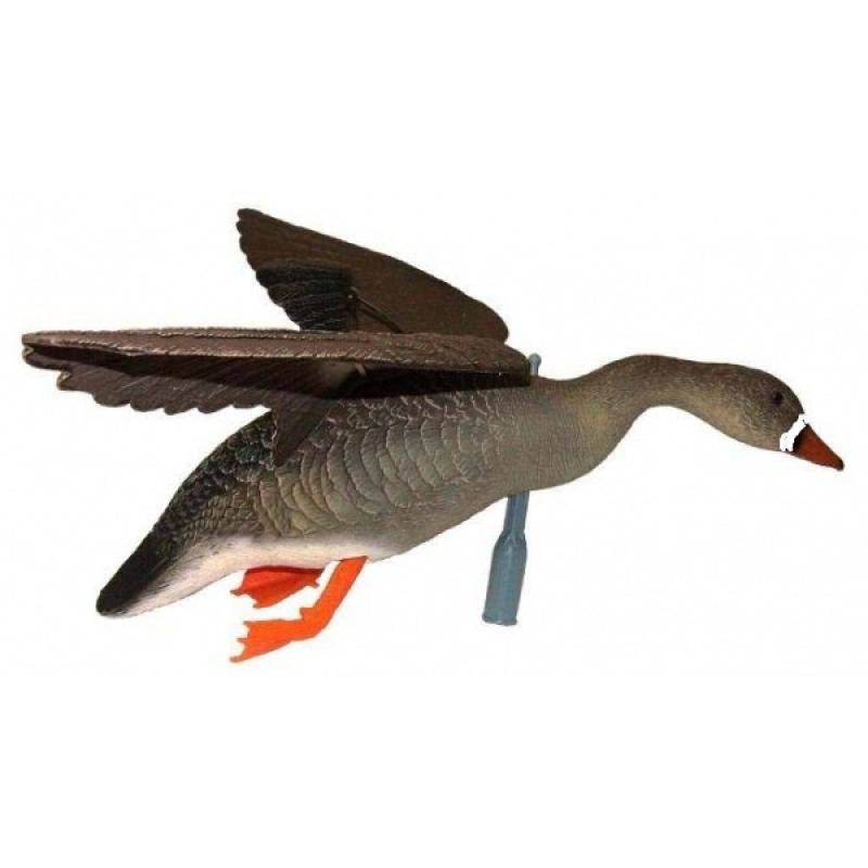 Летящее чучело белолобого гуся, SPORT PLAST FL-1040