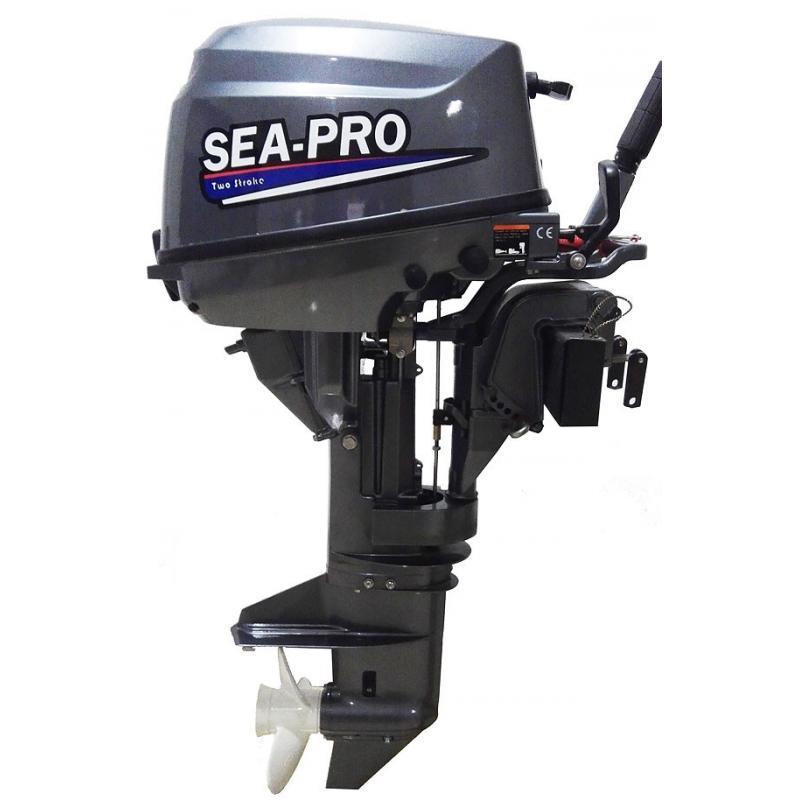 Лодочный мотор Sea Pro F 9.8S (209 см3), четырехтактный