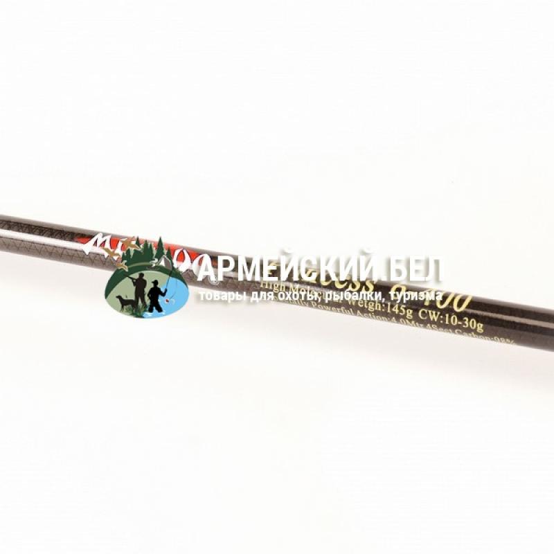 Удилище маховое MIKADO Princess 5м б/к, 10-30g, карбон