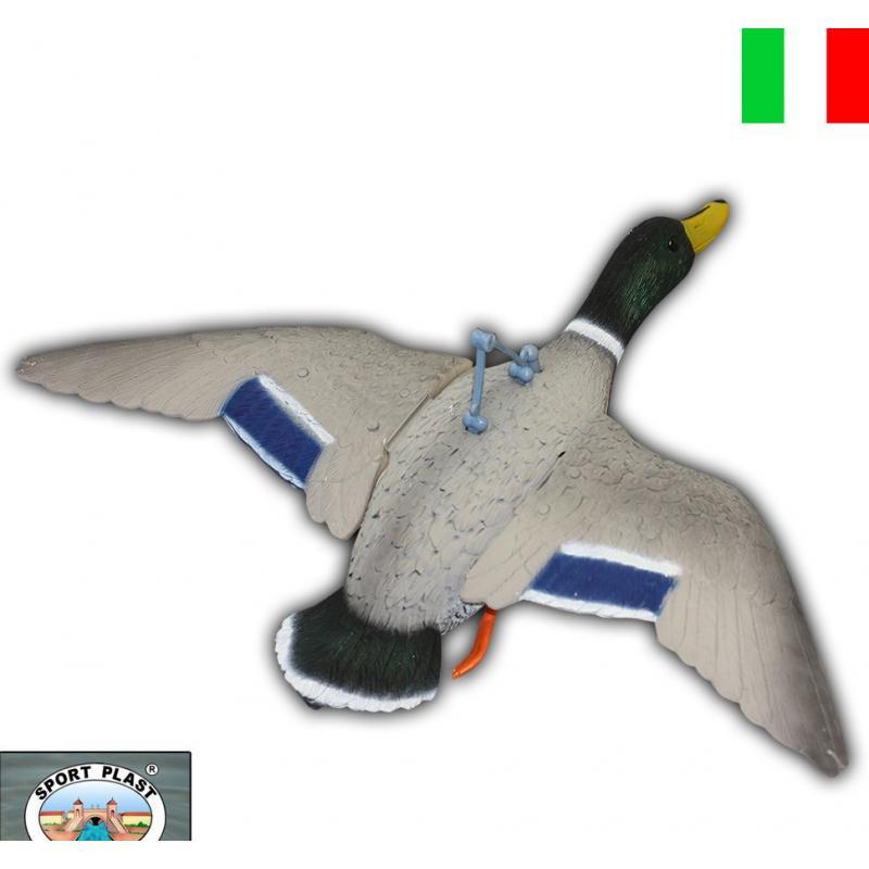 Летящее чучело Селезня, SPORT PLAST FL01-02