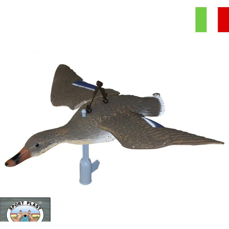 Летящее чучело Кряквы, SPORT PLAST FL01-02