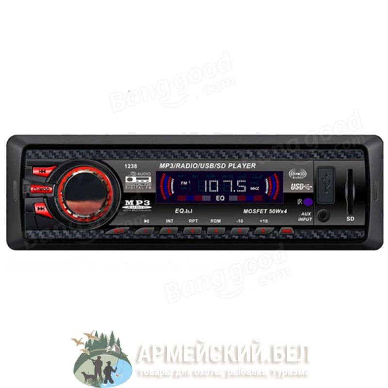 Автомагнитола Pioneer CDX-GT1238 SD, USB, MP3, FM