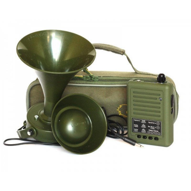 Электронный манок Егерь-56D с динамиком ТК9РС67У
