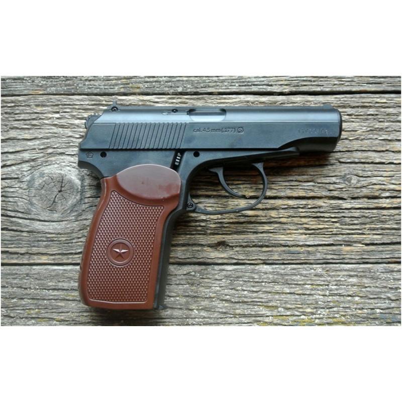Пневматический пистолет Borner РМ-Х (Макаров)
