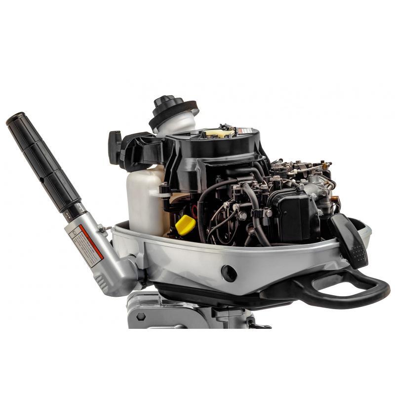 Лодочный мотор SHARMAX SMF5HS  (139 см3), четырехтактный