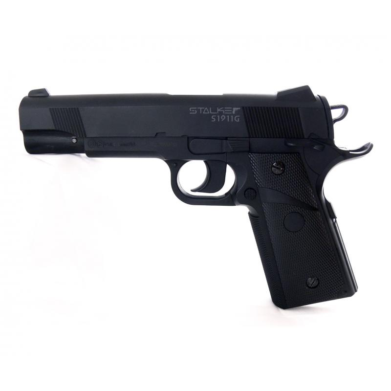 "Пневматический пистолет Stalker S1911G 4,5 мм (аналог ""Colt 1911"")"
