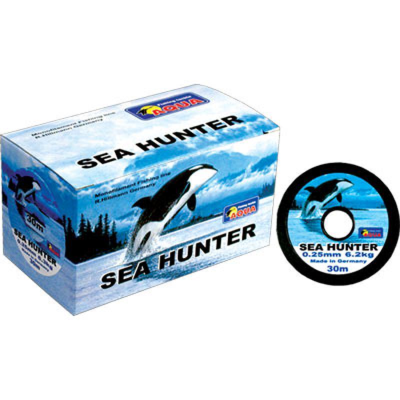 Леска зимняя Sea Hunter 0,10mm 30m