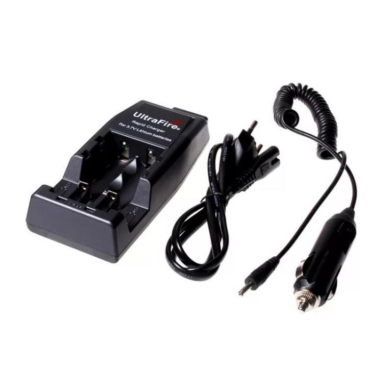 Автоматическое зарядное WF-139 Li-Ion + адаптер на авто РСТ