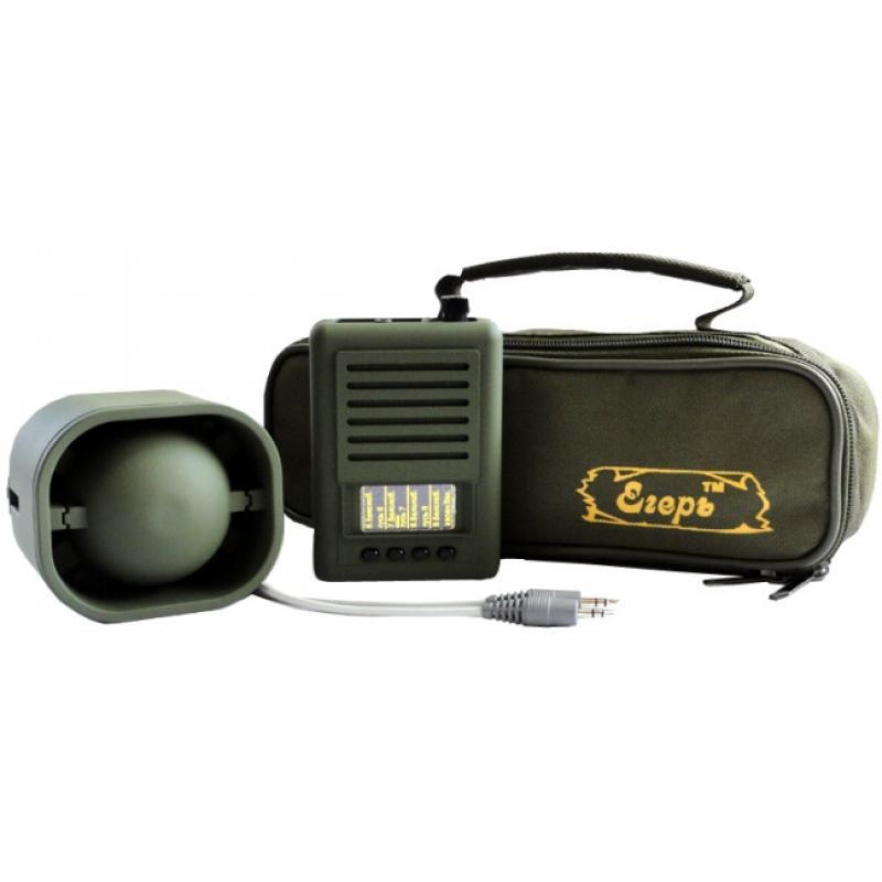 Электронный звукоимитатор Егерь-6М с активнымдинамикомЕгерь (АВЗМ)