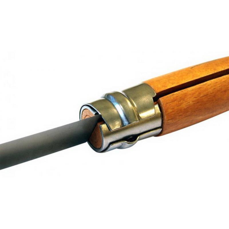 Нож складной Opinel 6VRN (бук/углеродистая сталь)