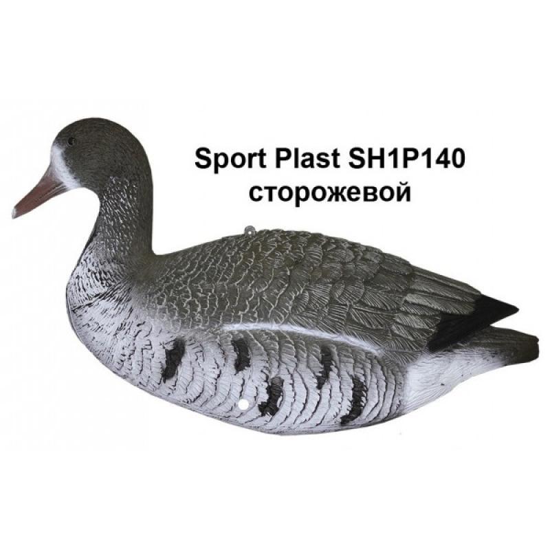 Чучела белолобого гуся Sport Plast SH1P140 (скорлупки, упаковка -12 штук)