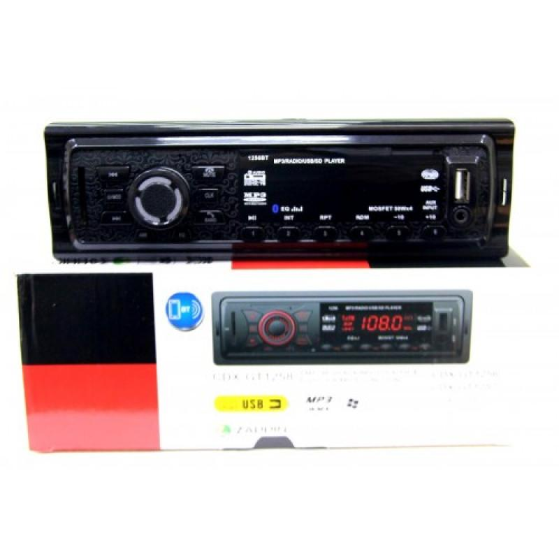 Автомагнитола Pioneer CDX-GT1256BT (Bluetooth)
