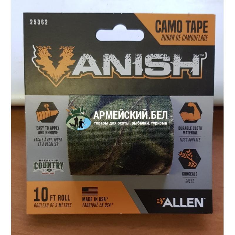 Камуфляжная лента Allen Vanish, цвет Mossy Oak Country, 3 м, ширина 5 см