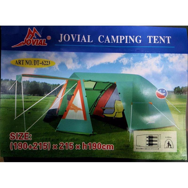 Палатка туристическая 6223, 3-х местная