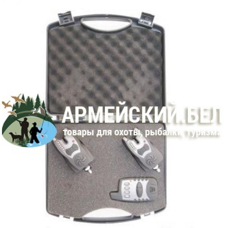 Набор сигнализаторов электронных SIWEIDA JHA-521 (2+1 радиопейджер)