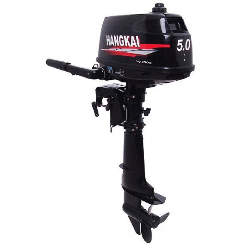 Лодочный мотор Hangkai 5.0 л с