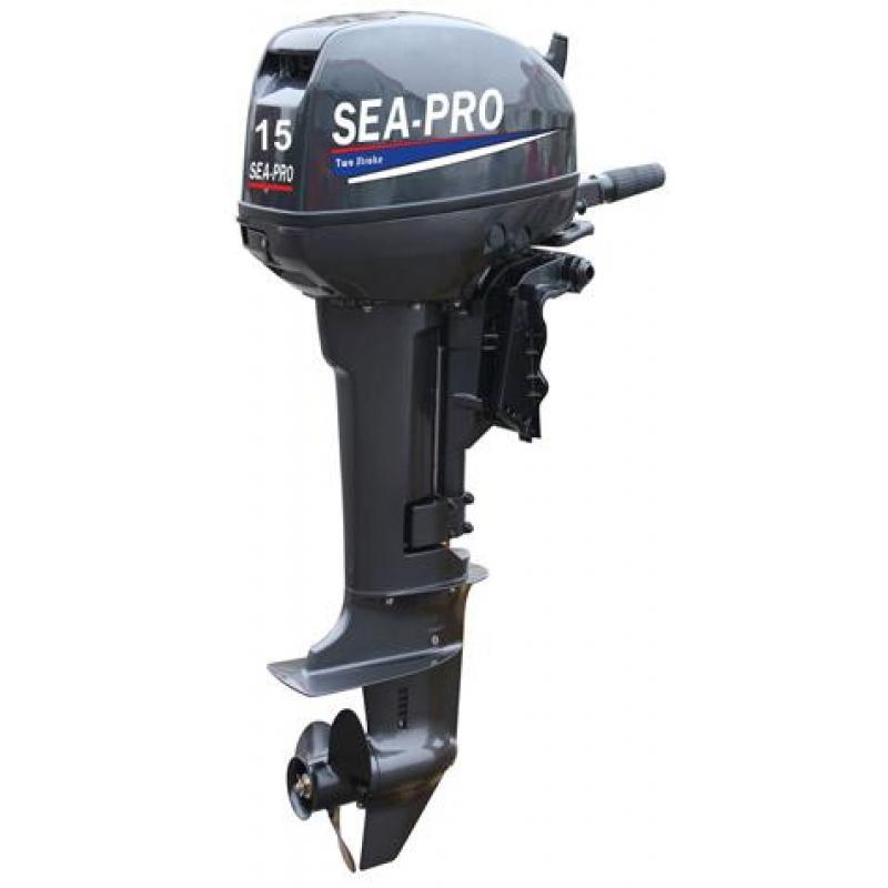 Лодочный мотор SEA-PRO Т15S (246 см3)