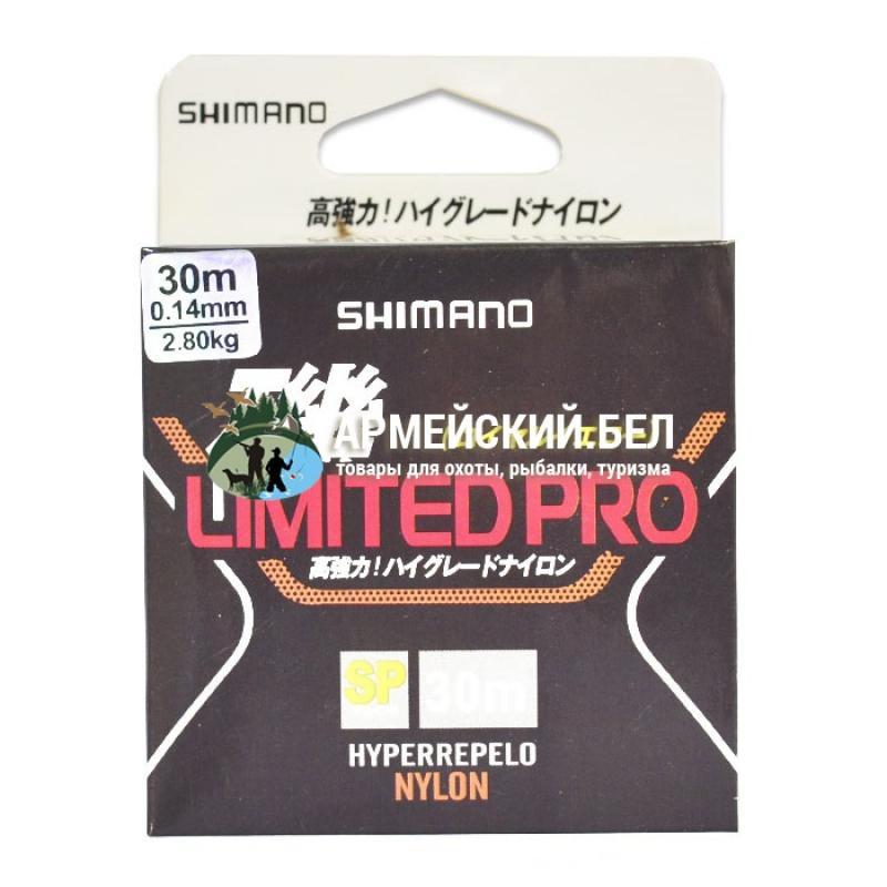 Леска зимняя Shimano Limited Pro 30 м