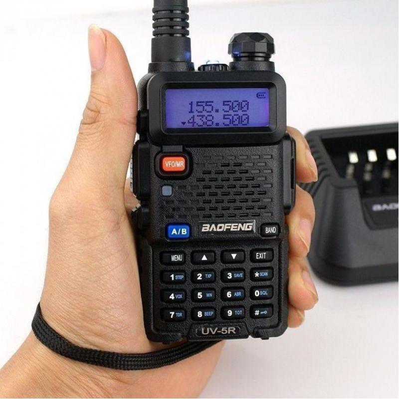 Радиостанция (рация) портативная Baofeng UV-5R