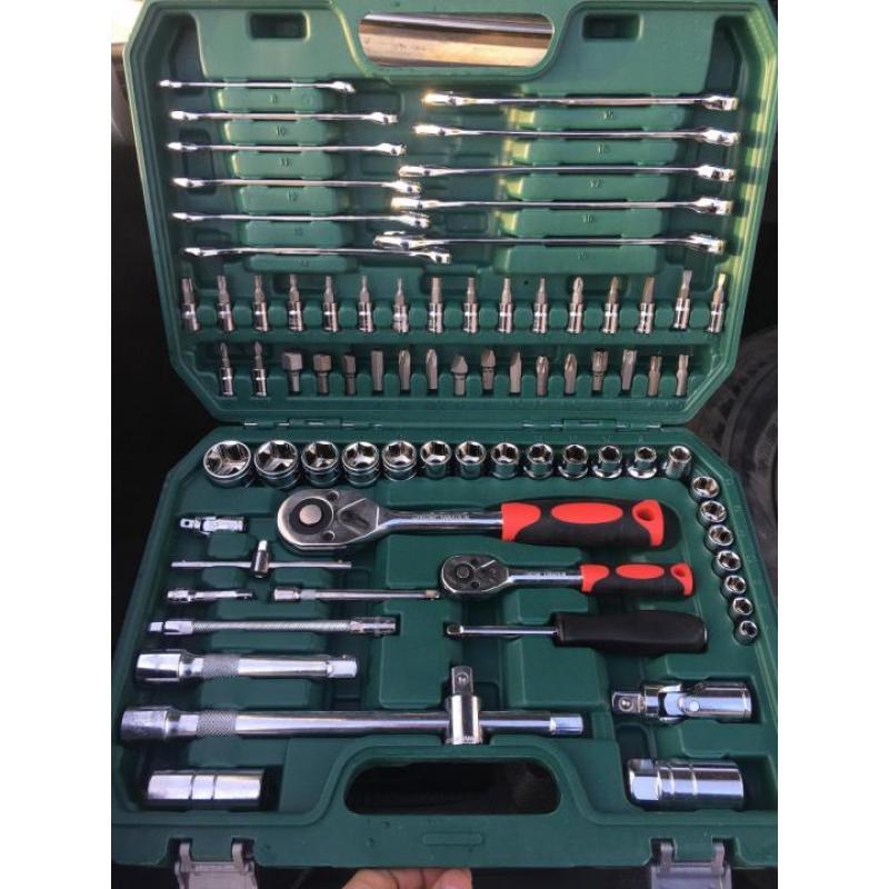Набор инструментов SATACR-V (78 предметов)