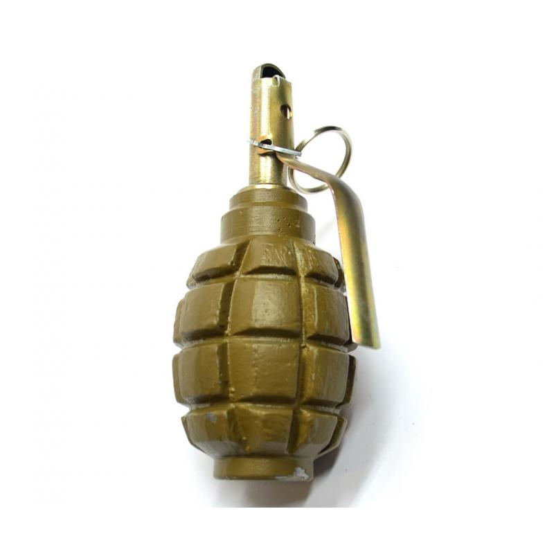 Муляж гранаты Ф-1 (учебная граната - макет, лимонка)