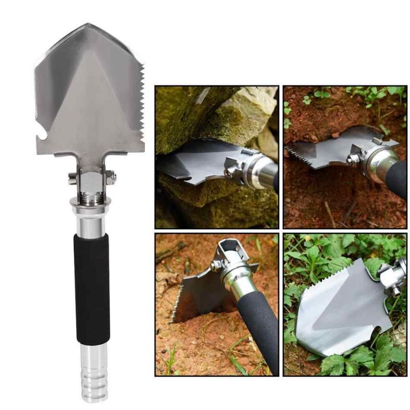 Складная многофункциональная мини-лопата Cobra (9 в 1)