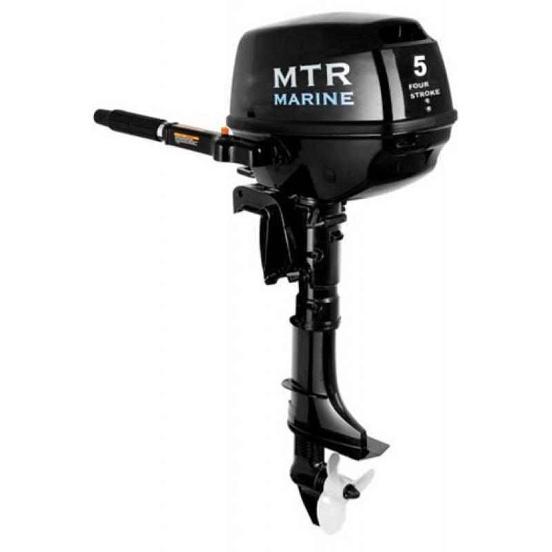 Лодочный мотор F5BMS MTR Marine, четырехтактный