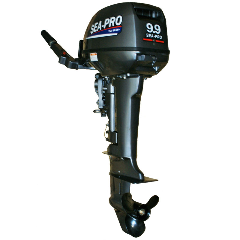 Лодочный мотор SEA-PRO OTH 9.9 S (по факту 15 л.с.)