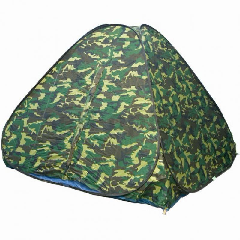 Палатка туристическая трехместная (230*230*140)