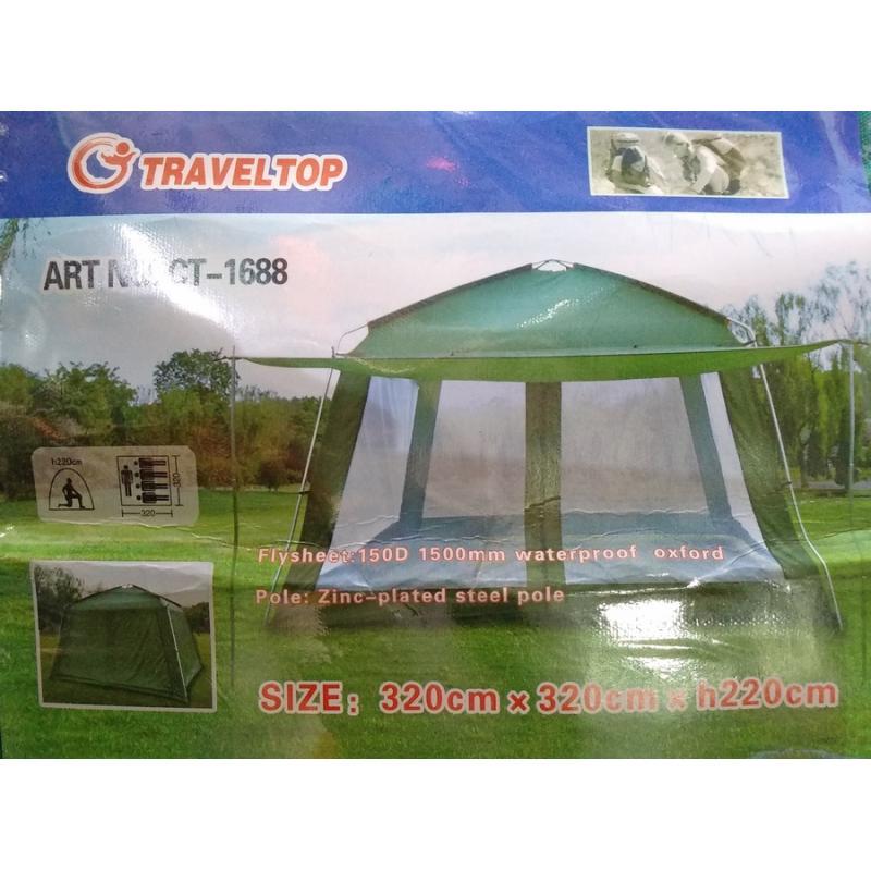 Палатка-кухня СТ-1688 (шатер)