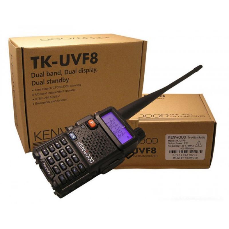 Радиостанция (рация) Kenwood TK-UVF8 ( страйкбол, пейнтбол и др.)
