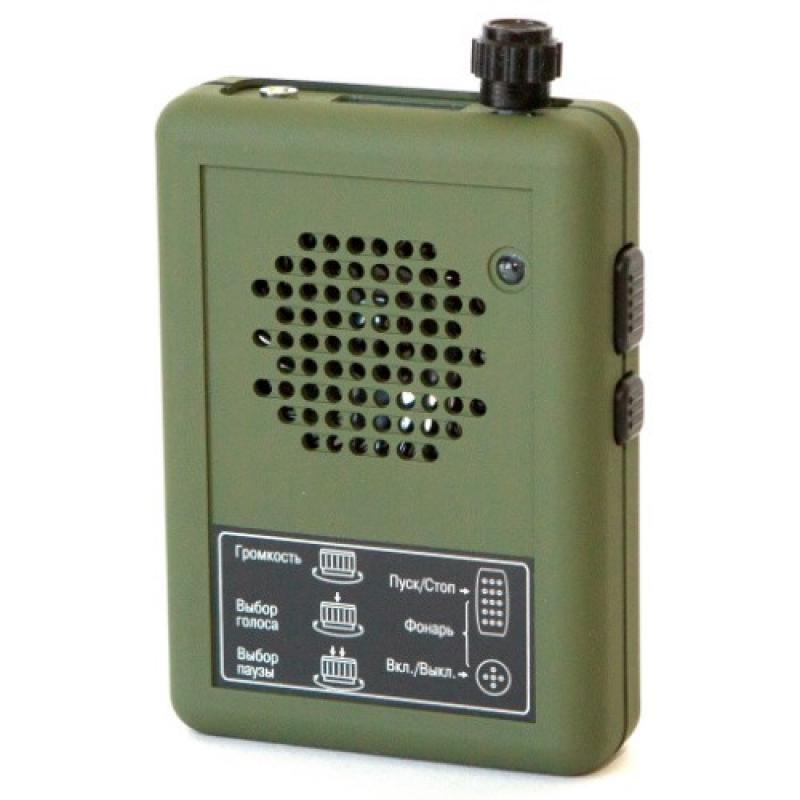 Электронный манок Егерь-5D с динамиком ТК9