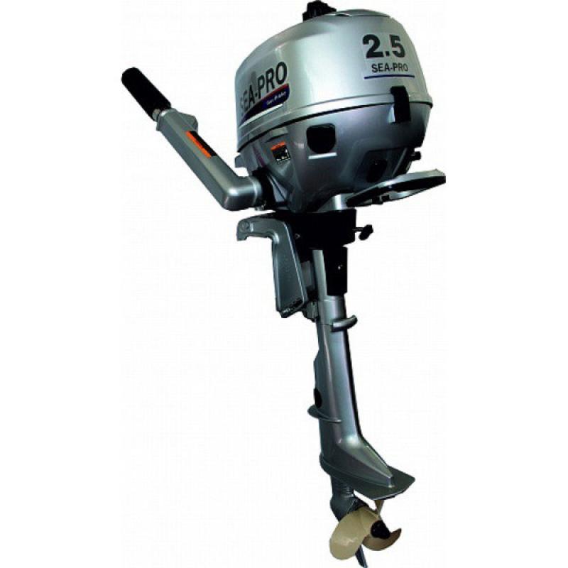 Лодочный мотор Sea-Pro (Сеа Про) T2.5S
