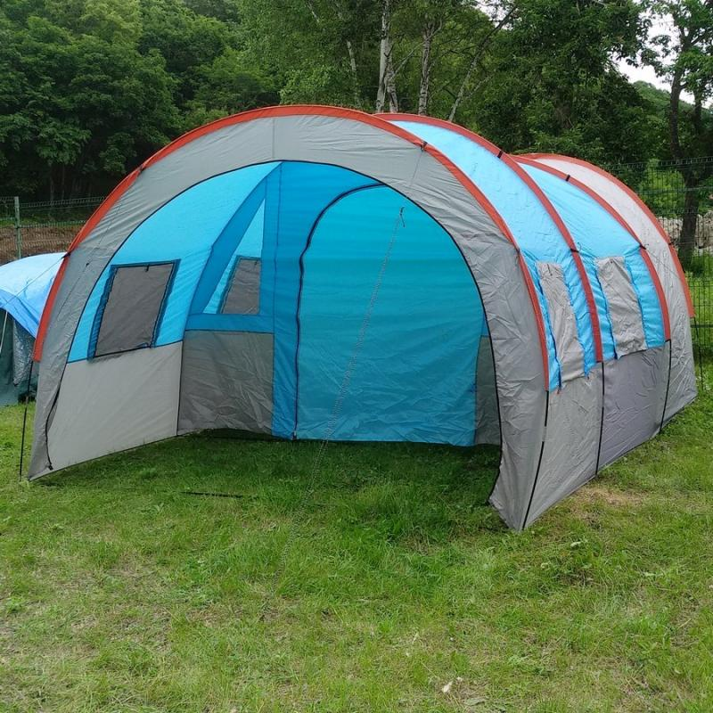 Палатка туристическая СТ-3017,4х- местная