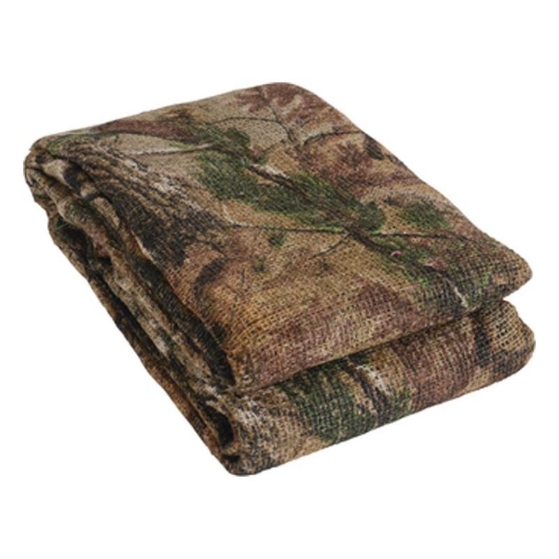 Камуфляжная сетка тканая (мешковина) Allen серии Vanish (размер 1,4 x 3,6 м)