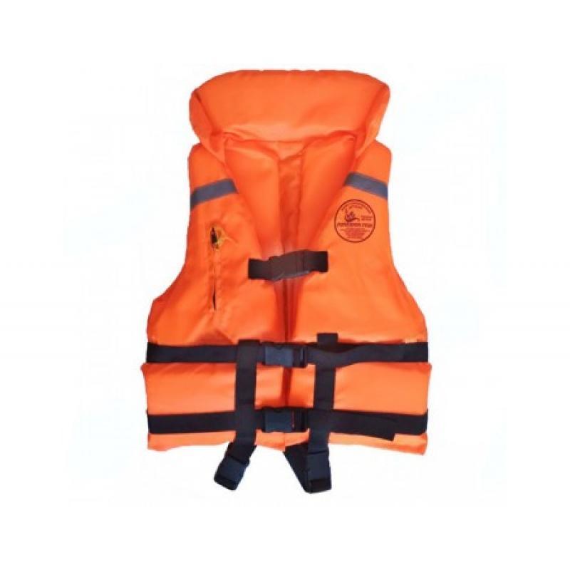 Жилет спасательный детский  до 50кг (сертификат ГИМС)